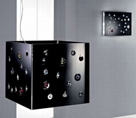 Cubist Chandeliers