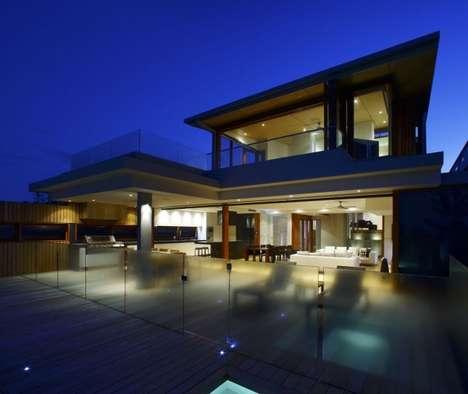 Geometric Shore Homes