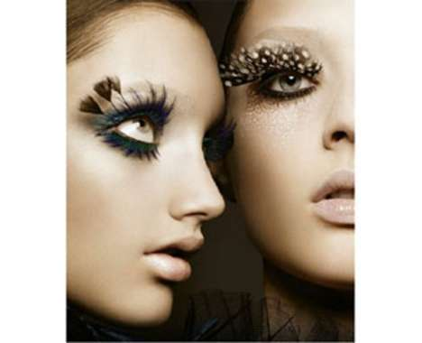 20 Funky Eyelash Designs