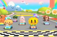 Wiidiculous Racing Ads - The Blur 'Race Like a Big Boy' Commercial Pokes Fun at Nintendo