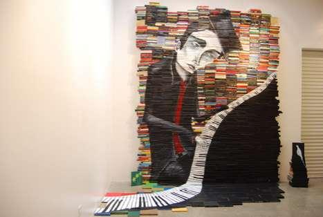 Novel Art Installations