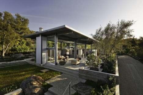 Sharp Steel Homes