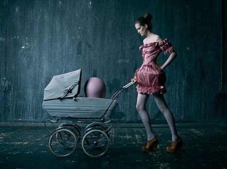 Victorian-Inspired Surrealism