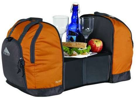 Picnic Bag Dining