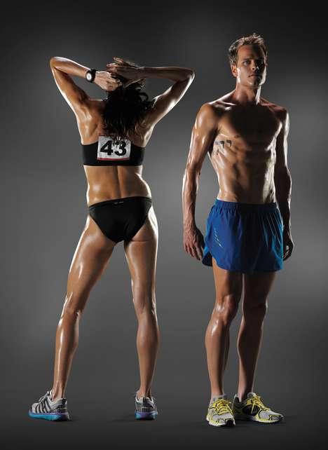 Muscular Shoevertising