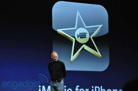 Hollywood iPhone Apps