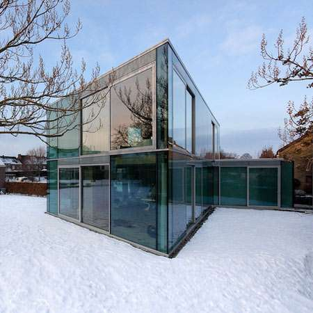 Clear Nordic Cribs