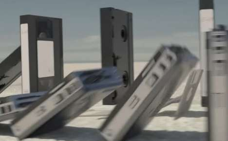 Domino Effect Inventions