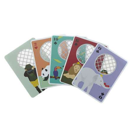 These Zoo Playing Cards Will Make Learning Card Games Fun