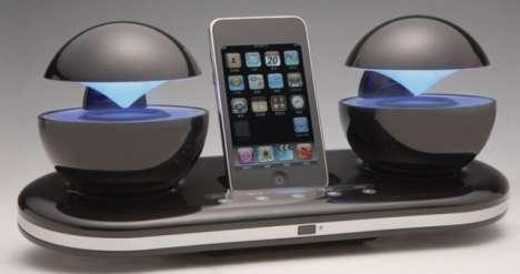 Alien iPod Docks