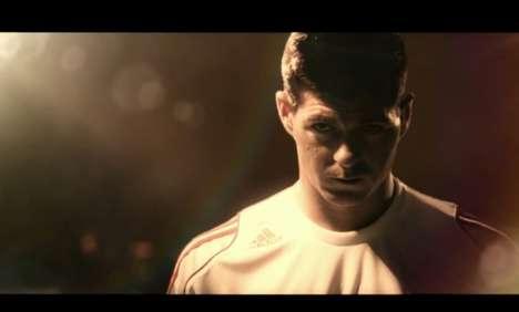 Heroic Footballer Ads