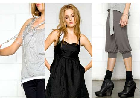 Avian Accented Clothing