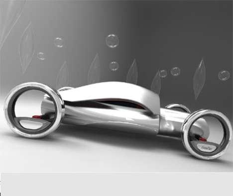 Batpod Concept Cars