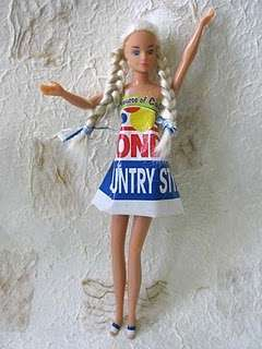 Wonder Bread Barbies