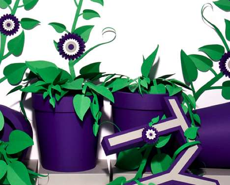 Potted Paper Gardens