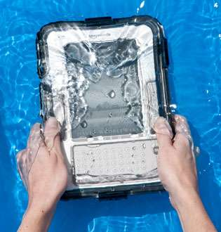 The Guardian Kindle Case Keeps Your Gadget Dry in the Pool