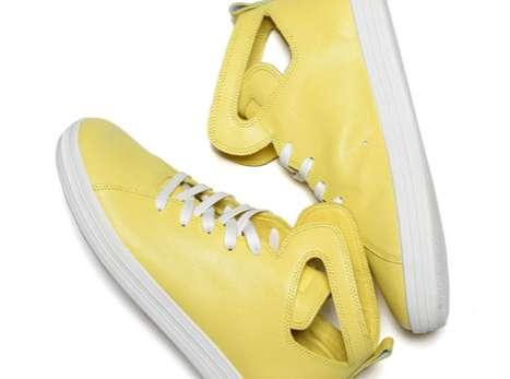 Mustard Cut-Out Kicks