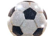 Blinged-Out Soccer Balls - The Shimanksy Soccer Ball Will Set You Back $2.5 Million