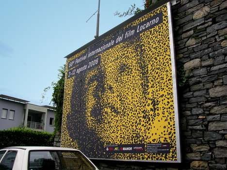 The 59th Film Festival Locarno Posters are Dotted to Perfection