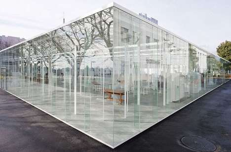All Glass Classrooms