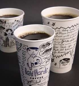 Nerdy Coffee Geeks