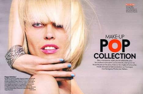 Popping Pastel Lips