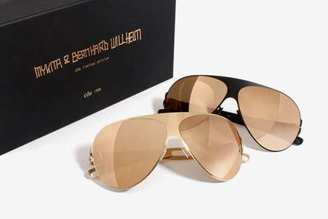 Gold-Plated Shades