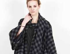 Grungy Oversized Fashion