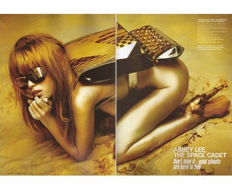 30 Abbey Lee Kershaw Editorials