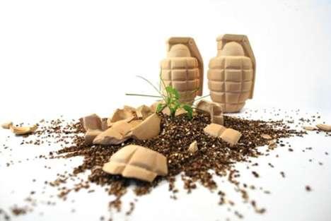 Grenade Planters