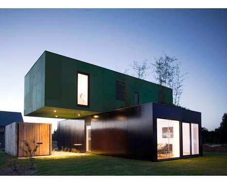 35 Shipping Container Creations