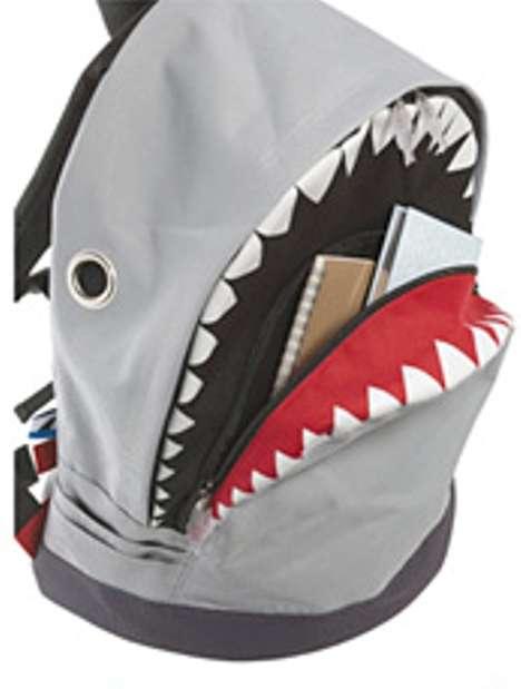 Man-Eating Backpacks