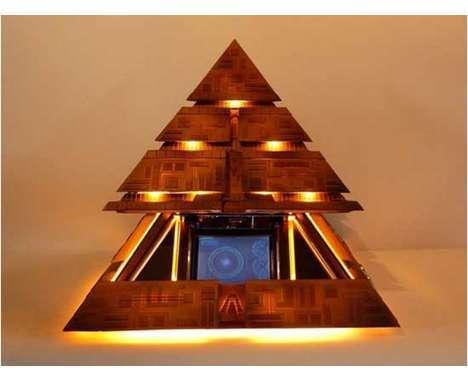 21 Pyramid Designs