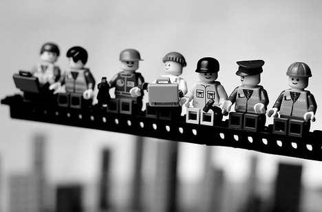 Classic LEGO Portraits