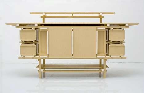 Practical LEGO Furniture