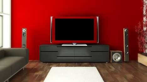 Custom-Colored TVs
