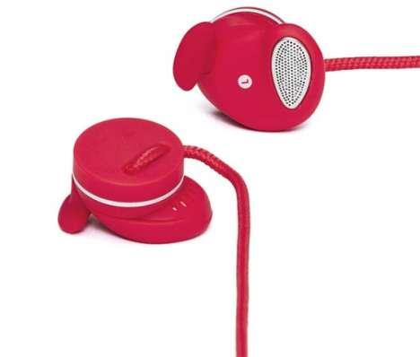 Ergonomic Earbuds