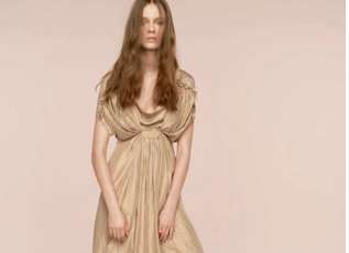 The Nina Ricci Resort 2011 Collection is Evening Chic