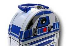 Galactic Meal Containers - 'Star Wars' Lunch Boxes Feed Your Inner Nerd