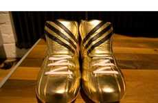 14 Stellar Soccer Shoes - From World Cup Sneakers to Gold Footie Kicks