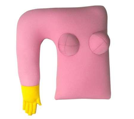 Disembodied Cuddling Cushions