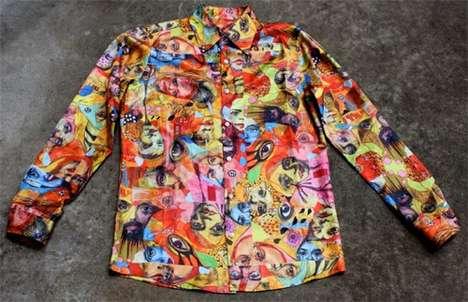 Frenetic Art Shirts