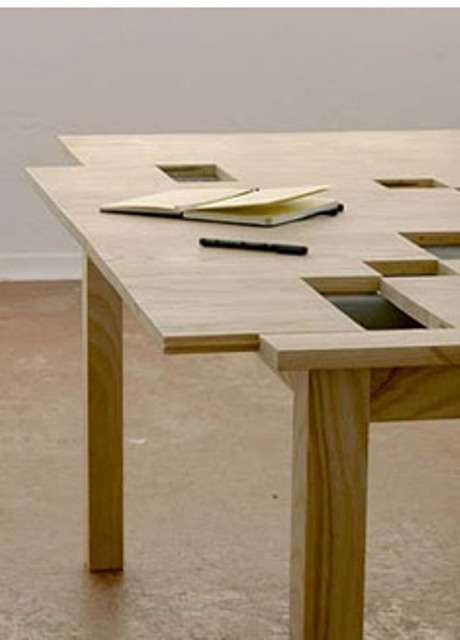 Slotted Storage Tables