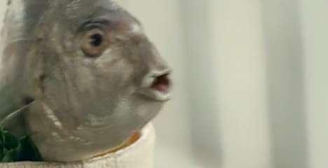 Talking Fish Commercials