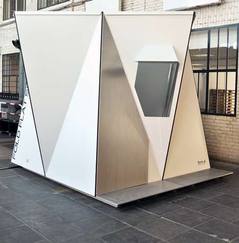 Foldable Shelters