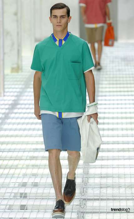 Scrub-Inspired Couture