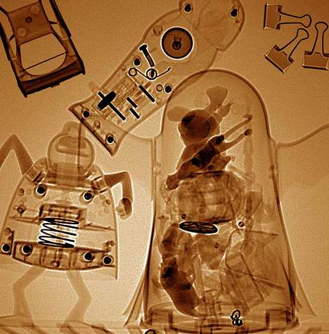 X-Rayed Playthings