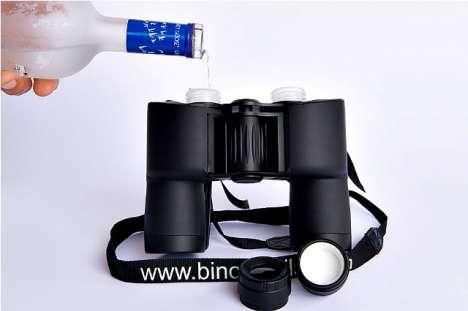 Boozing Binoculars
