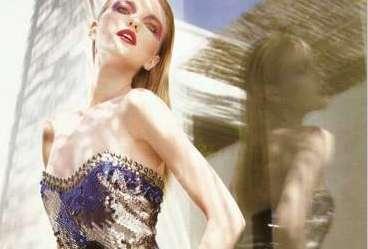 Shimmering Summer Fashion