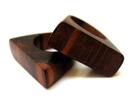 Sustainable Wood Jewelry